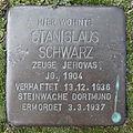 Stolperstein Stanislaus Schwarz Schachtstraße 10 Ahlen.nnw.jpg