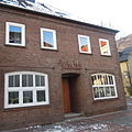 Stolpersteinlage Rees Fallstraße 31.jpg