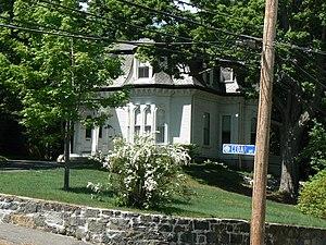 Lorenzo D. Hawkins House - Image: Stoneham MA Lorenzo D Hawkins House