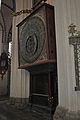 Stralsund, Nikolaikirche, Astronomische Uhr (2012-12-29), by Klugschnacker in Wikipedia.jpg