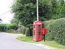 Street Scene, Hale - geograph.org.uk - 885007.jpg
