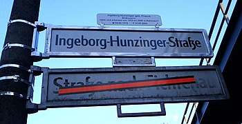 Street renaming Ingeborg-Hunzinger-Str Rahnsdorf.jpg