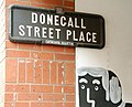 Street sign, Belfast - geograph.org.uk - 1377706.jpg