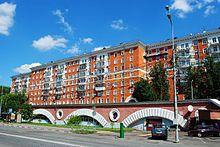 Улица строителей москва какое метро