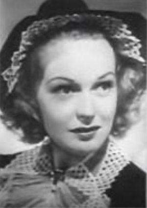 Rita Johnson - Johnson in the trailer for Stronger Than Desire, 1939