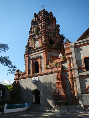 Saints Peter and Paul Parish Church (Calasiao) - Image: Sts.Peterand Paul Parish Churchjf 252
