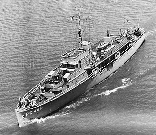 USS <i>Sturdy</i> (PC-460)
