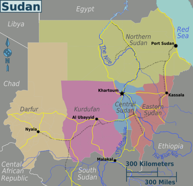 File:Sudan regions map.png