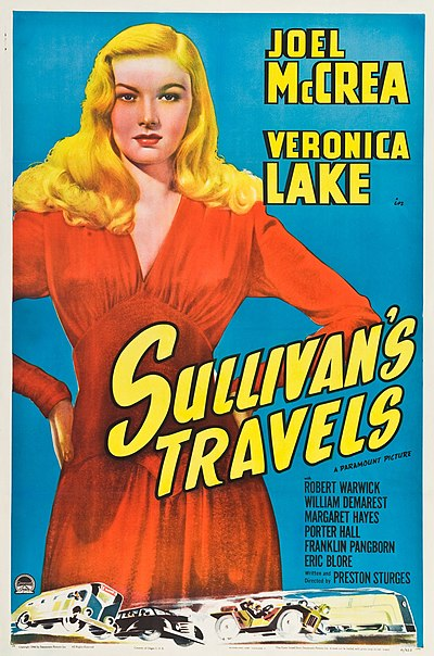 Picture of a movie: Sullivan's Travels
