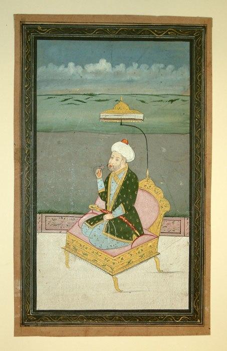 Sultan Abu Said Mirza