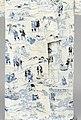 Summer Kimono (Yukata) with Illustrations from the 1802 novel 'Hizakurige' (Shank's Mare) by Ikku Jipensha (1765-1831) LACMA M.2006.37.6 (9 of 9).jpg