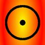 Simbolo astrologico del Sole