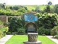 Sundial at Snowshill Manor - geograph.org.uk - 925256.jpg