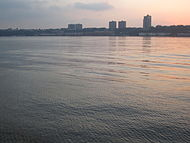 Sunset on the Hudson River (2011) IMG 3981.JPG