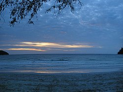 Sunsets Pangkor Island Beach Resort 2007 061 pano.jpg