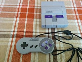 Super NES Classic Edition - North American variant of the Super NES Classic