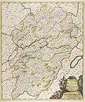 Superior Burgundiae comitatus vulgo la Franche Comté complectens praefecturas Amontii Dolae... - CBT 5882760.jpg