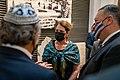 Susan Pompeo Visits the Thessaloniki Jewish Museum (50393394388).jpg