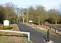 Sustrans route 66 cycle track - geograph.org.uk - 719315.jpg