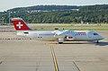 Swiss Avro RJ 100; HB-IXS@ZRH;07.08.2010 584ac (4878278411).jpg