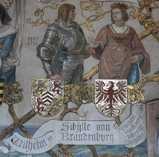 William IV, Duke of Jülich-Berg Duke of Jülich and Berg, Count of Ravensberg (1475–1511)