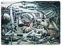 Symbiosity of Creation (Reconstruction of Non-human Culture), Elvin Flamingo, mixed media, 2012-2014, DAY 931.jpg