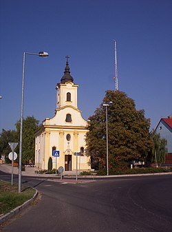 Szent Rókus katolikus templom 2007-ben, Ásványráró 017.jpg