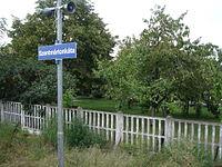 Szentmártonkáta train stop.jpg