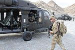 TAAC-E advisers observe progress in Afghan police logistics 150217-A-VO006-289.jpg
