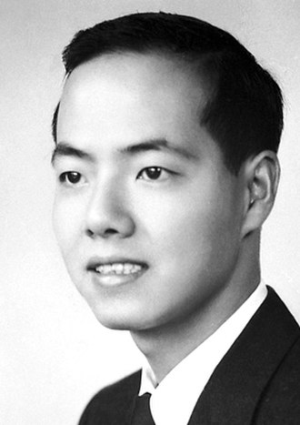 Tsung-Dao Lee - T. D. Lee, seen in 1956