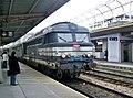 TER Annecy-Valence à son départ à Annecy (septembre 2008).JPG
