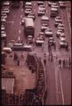 TRAFFIC ON MARKET STREET, PHILADELPHIA'S MAIN EAST-WEST ARTERY, LOOKING WEST - NARA - 552711.tif
