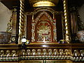 Tabernacle at the St. Joseph Church in General Aguinaldo, Cavite.jpg