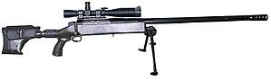 McMillan TAC-50 - Image: Tac 50white 1