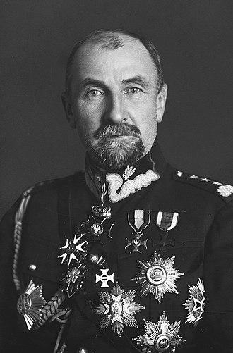 Polish General Staff - Image: Tadeusz Rozwadowski