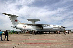 Taganrog Beriev Aircraft Company Beriev A-50 IMG 7944 1725.jpg