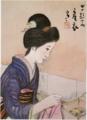 TakehisaYumeji-1921-Ten Themes of Woman Baby Clothes.png