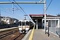 Taketoyo Station platform 2016.jpg