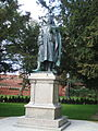Tangermünde, Denkmal Karl IV. (2007-10-19).JPG