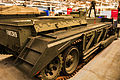 Tank Cruiser A27L Centaur Dozer Mark 1 at the Tank Museum, Bovington rear view.jpg