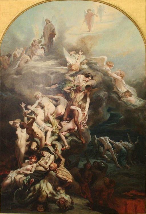 Tassaert-Ciel et enfer