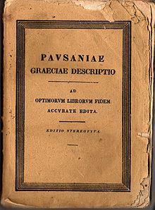 Resultado de imagen de pausanias