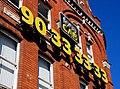 Taxi advertising, Belfast - geograph.org.uk - 1741778.jpg
