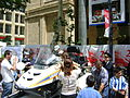 Tbilisi, Georgia — Celebration and Exhibition on Independence day, May 26, 2014 (61).JPG