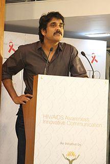 Akkineni Nagarjuna Indian film actor and producer