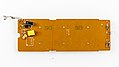 Television remote control - unbranded - PCB rear side-91537.jpg