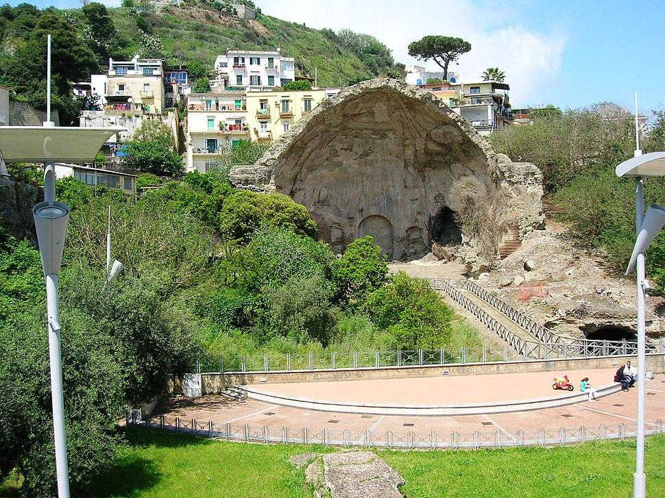 Tempio di Diana (Baia) 1