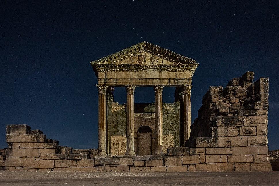 Temple aux six colonnes 03