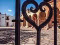 Templo de Nuestra Señora del Patrocinio o de la Bufa, patio..jpg
