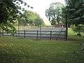 Tennis court as seen from Chalton Churchyard - geograph.org.uk - 1498432.jpg